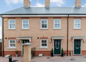 Thumbnail 2 bedroom terraced house for sale in Parade Square, Colchester