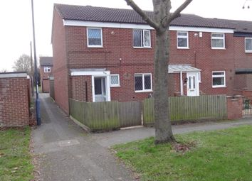 Thumbnail 3 bed end terrace house to rent in Sinfin Avenue, Derby
