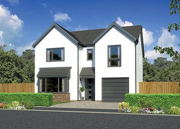 "Thumbnail 4 bedroom detached house for sale in ""Hampsfield"" at Kingswells, Aberdeen"