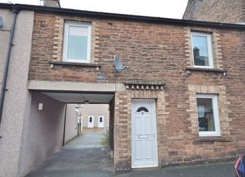 Thumbnail 2 bed terraced house for sale in Brougham Street, Penrith