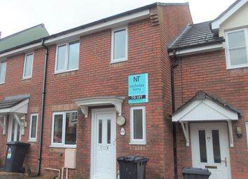 Thumbnail 2 bed terraced house to rent in Colliers Field, Cinderford