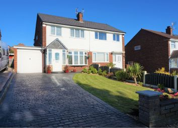 Thumbnail 3 bedroom semi-detached house for sale in Tennyson Avenue, Dukinfield