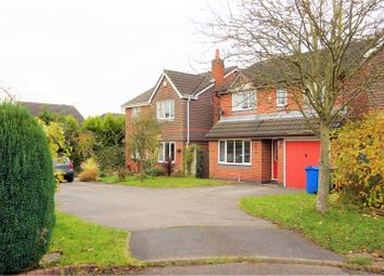 Thumbnail 3 bed detached house for sale in Ware Close, Wigan