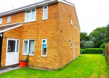 Thumbnail 1 bedroom flat for sale in Azelin Court, Stratton, Swindon