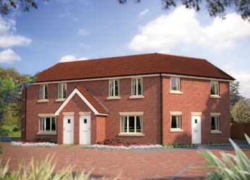 "Thumbnail 2 bedroom flat for sale in ""Dekker"" at Poethlyn Drive, Costessey, Norwich"
