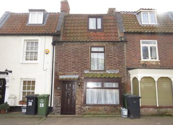 Thumbnail 3 bed town house for sale in Windsor Road, King's Lynn
