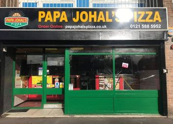 Thumbnail Restaurant/cafe for sale in Parsonage Street, West Bromwich