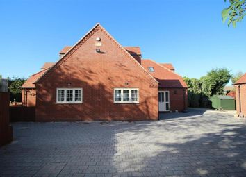 Thumbnail 4 bed detached house for sale in Manthorpe Road, Grantham