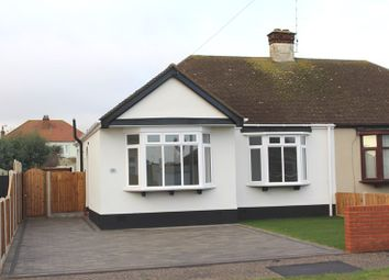 Thumbnail 2 bedroom semi-detached bungalow for sale in Arlington Road, Southend-On-Sea