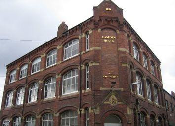 Thumbnail 1 bedroom flat to rent in Grey Street, Ashton-Under-Lyne