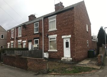 Thumbnail 2 bed end terrace house to rent in Low Town Street, Worksop