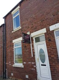 Thumbnail 2 bed terraced house to rent in Baldwin Street, Easington Colliery