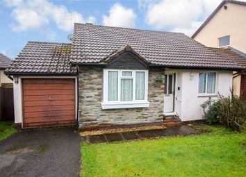 Thumbnail 2 bed bungalow for sale in Woodland Close, Barnstaple