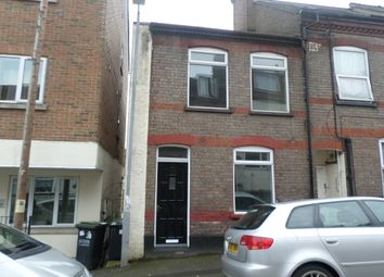 Thumbnail 3 bed semi-detached house to rent in Buxton Road, Luton