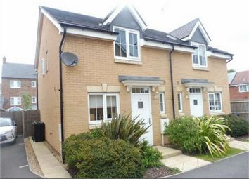 Thumbnail 2 bed semi-detached house for sale in Caithness Close, Orton Northgate, Peterborough, Cambridgeshire