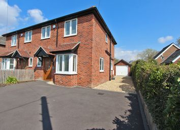 3 bed semi-detached house for sale in Manchester Road, Sway, Lymington SO41