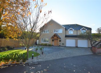 Thumbnail 5 bed detached house for sale in The Nook, East Leake, Loughborough