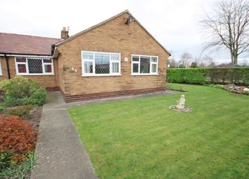 Thumbnail 3 bedroom semi-detached bungalow for sale in Thorn Road, Paddington, Warrington