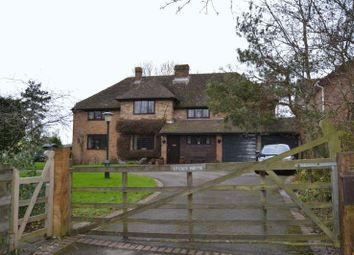 Thumbnail 5 bedroom detached house for sale in Grendon Road, Edgcott, Aylesbury