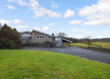 Thumbnail 4 bed bungalow for sale in Strines Road, Disley, Strines, Stockport