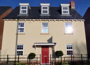 Thumbnail 4 bed detached house to rent in Anchor Row, Exeter