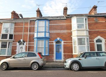 Thumbnail 3 bed terraced house to rent in Mansfield Road, Exeter