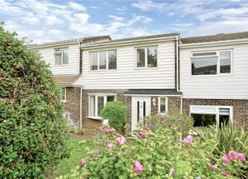 Thumbnail 3 bed terraced house for sale in Lawrence Road, Eaton Ford, St. Neots, Cambridgeshire