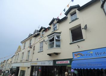 Thumbnail 1 bedroom flat for sale in Fore Street, Seaton