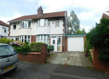 Thumbnail 3 bed property for sale in Danesbury Road, Bolton