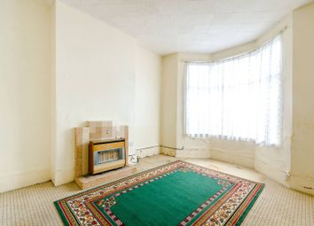 Thumbnail 3 bedroom terraced house for sale in Caistor Park Road, Stratford