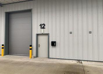 Thumbnail Light industrial to let in Unit 12, Kenrich Business Park, Elizabeth Way, Harlow