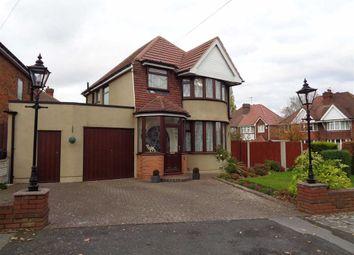 Thumbnail 3 bed detached house for sale in Rockingham Road, Yardley, Birmingham