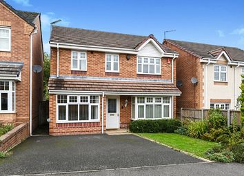 Thumbnail Detached house for sale in Grangeover Way, Derby