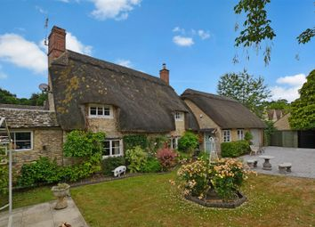 Thumbnail 4 bed cottage for sale in Church Road, Weston-On-The-Green, Bicester