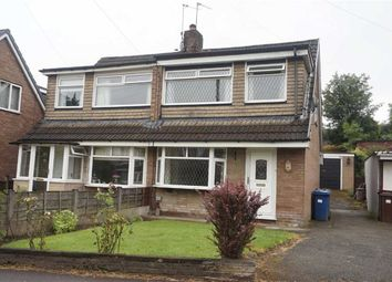 Thumbnail 3 bed semi-detached house to rent in Nuttall Avenue, Whitefield, Whitefield Manchester