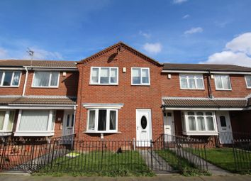 3 bed terraced house for sale in Hunter's Court, Wallsend, Tyne And Wear NE28