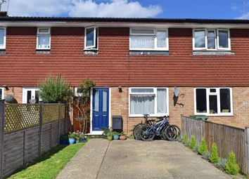 Thumbnail 3 bed terraced house for sale in Norman Close, Kemsing