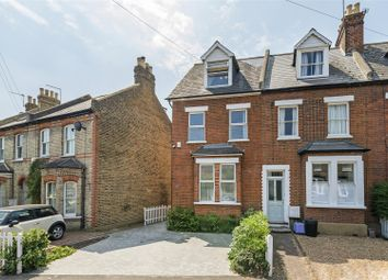 Thumbnail 3 bed end terrace house for sale in Amity Grove, London