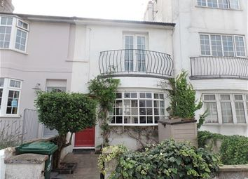 Thumbnail 2 bed terraced house to rent in Hanover Street, Brighton
