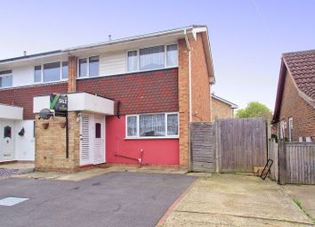 Thumbnail 3 bed terraced house for sale in Stroud Green Drive, Bognor Regis