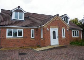 Thumbnail 4 bed detached bungalow to rent in Jadella Close, Mansfield