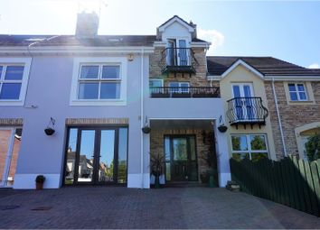 Thumbnail 4 bed town house for sale in Brookview Glen, Londonderry