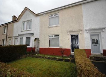 Thumbnail 3 bed terraced house for sale in Truce Road, Knightswood, Glasgow