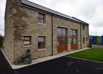 Thumbnail 4 bed cottage to rent in Ballavartyn Equestrian Centre, Santon