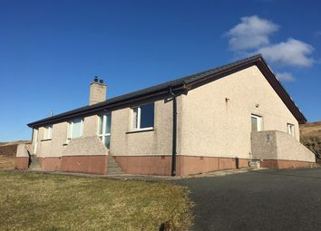 Thumbnail 3 bedroom bungalow for sale in South Lochs, Isle Of Lewis