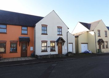 Thumbnail 4 bed end terrace house for sale in Heol Ty Newydd, Cilgerran, Cardigan