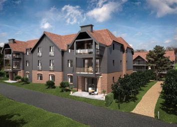 Montgomery Hall, Stanbridge Lane, Awbridge, Romsey SO51. 2 bed flat