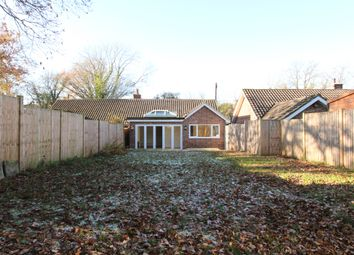 Thumbnail 2 bed semi-detached bungalow to rent in Nine Acres, Steep Marsh, Petersfield