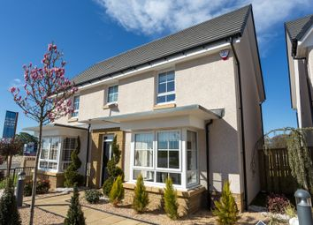 "Thumbnail 4 bed detached house for sale in ""Balmore"" at Glassford Road, Strathaven"