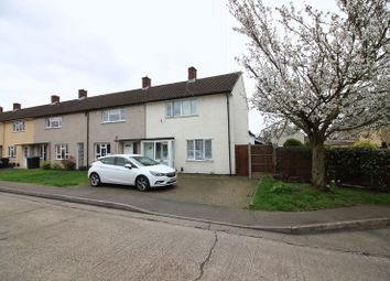 Thumbnail 4 bed end terrace house for sale in Long Ley, Harlow